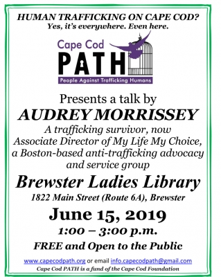 Cape Cod PATH – People Against Trafficking Humans
